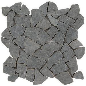 Pebblestone Black Lava Tumbled Natural Stone