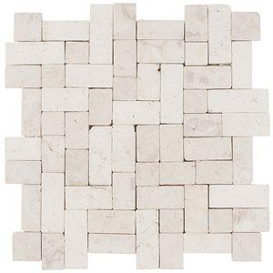 Pebblestone Lovina White New Antique Natural Stone