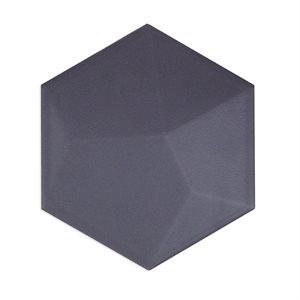 Hexagono - Piramidal Grafito Matte