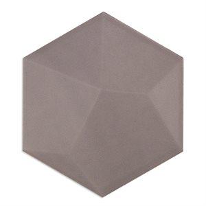 Hexagono - Piramidal Nude Matte