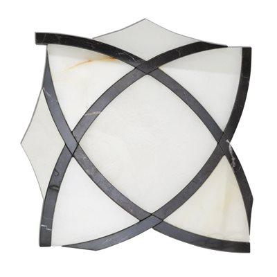 Close Out - Zephyr - White Onyx & Saint Laurent Line