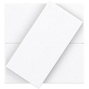 Crystal Tech White 3x6