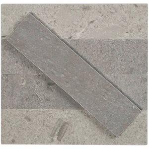Stone Brushed 2x8 Lady Gray