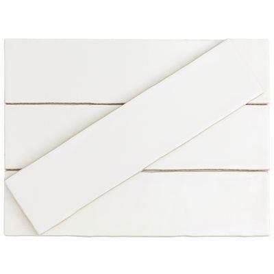 Colonial White Matte 3x12