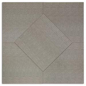 Close Out - Carpeta Antracita 24x24