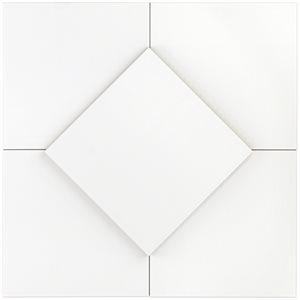 Hampton Floor White 8x8