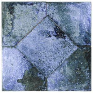 Angela Harris Dunmore Blu 8x8 Floor